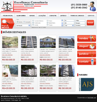 Excellence Consultoria Imobiliária - www.excellence.imb.br